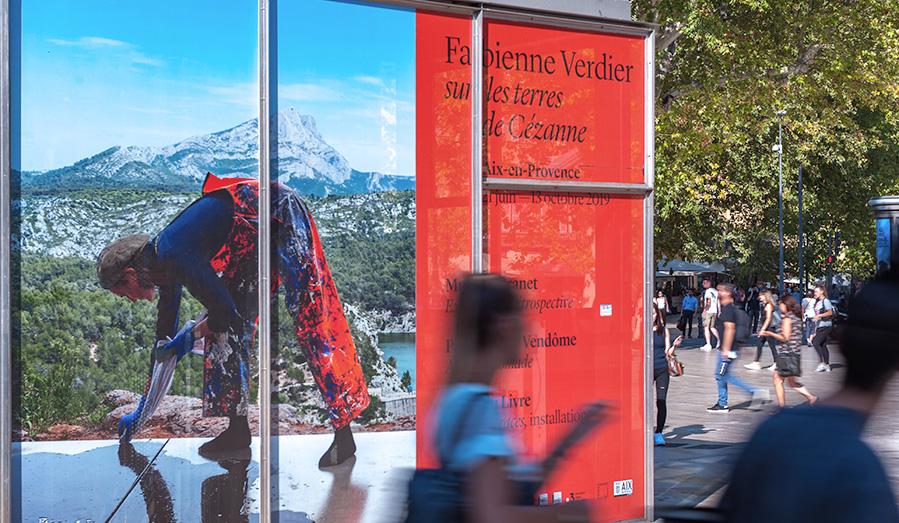 fabienne-verdier-affiche-exposition-peinture-aix-en-provence-sur-les-terres-de-cezanne